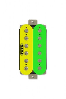 fluo yellow - fluo green