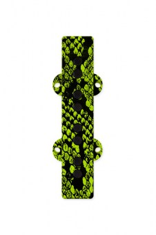 Snake - fluo yellow