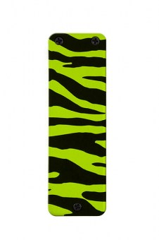 Zebra - fluo yellow