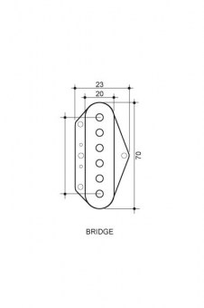 Tele® bridge (size)